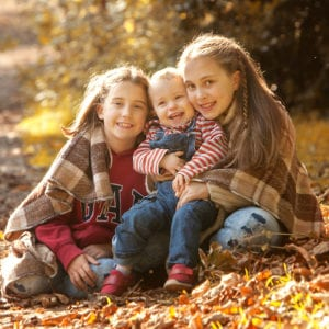 Outdoor family photo shoot autumn family photoshoot beautiful family portrait photography