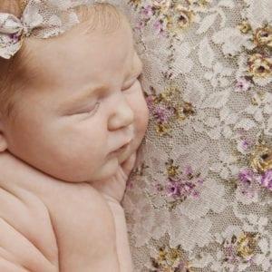 Photo of newborn baby